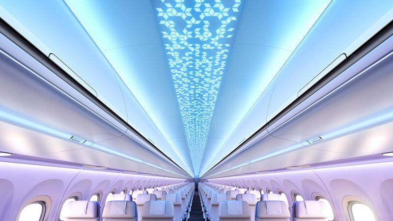 Airspace Cabin (Foto: Airbus)