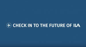 Check in to the future of ILA Berlin Air Show!