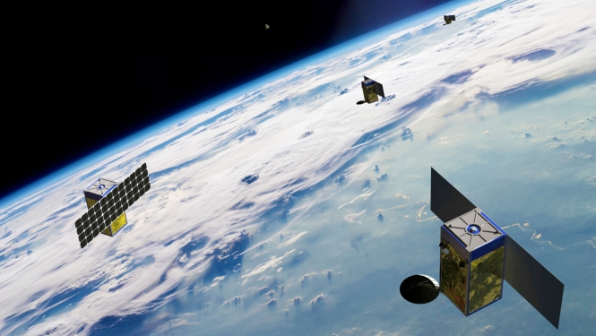 © Thales / BlackSky Next-Generation Satellites