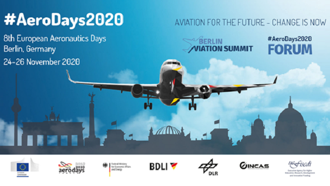 AeroDays to take place in Berlin for the first time: pioneering European event for aviation research and innovation