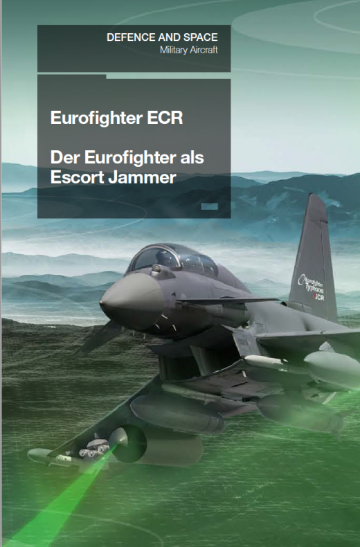 Der Eurofighter als Escort Jammer