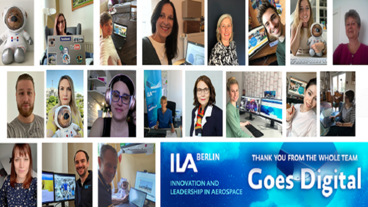 "The ILA Goes Digital Team would like to say ""Thank You!"""