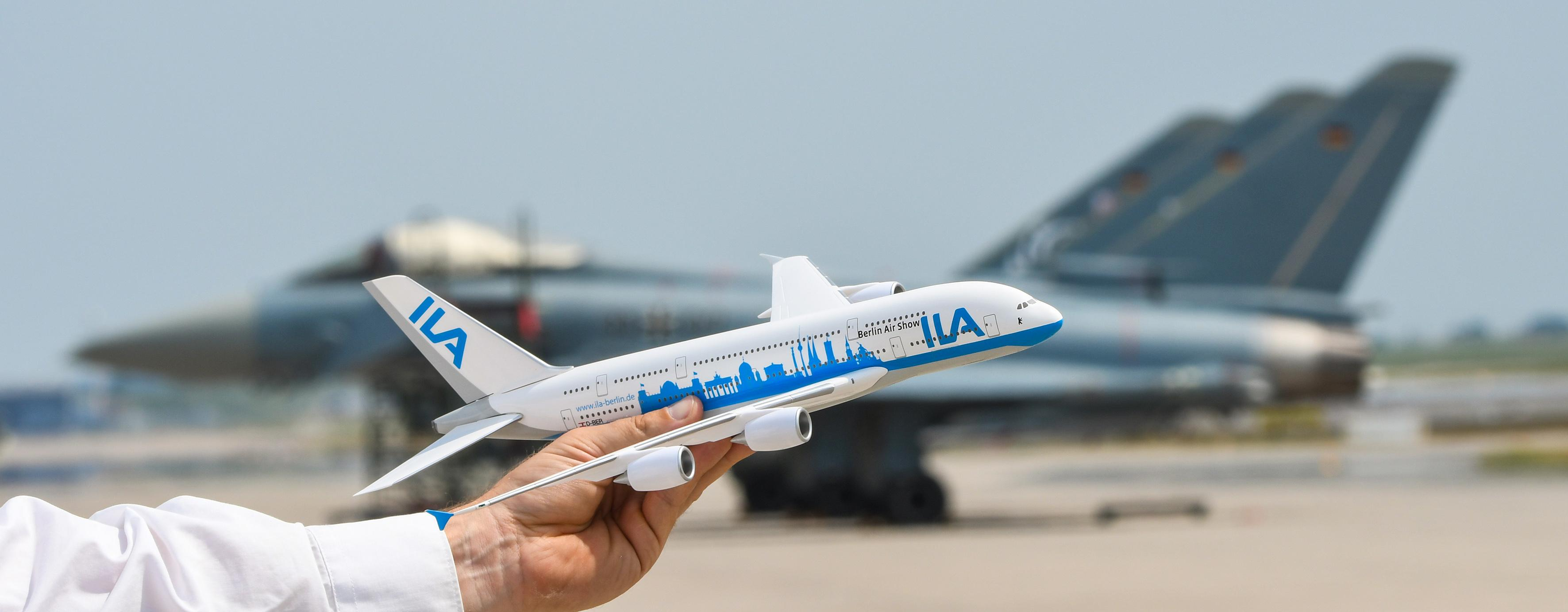 ILA Berlin Air Show 2016 / © Messe Berlin GmbH