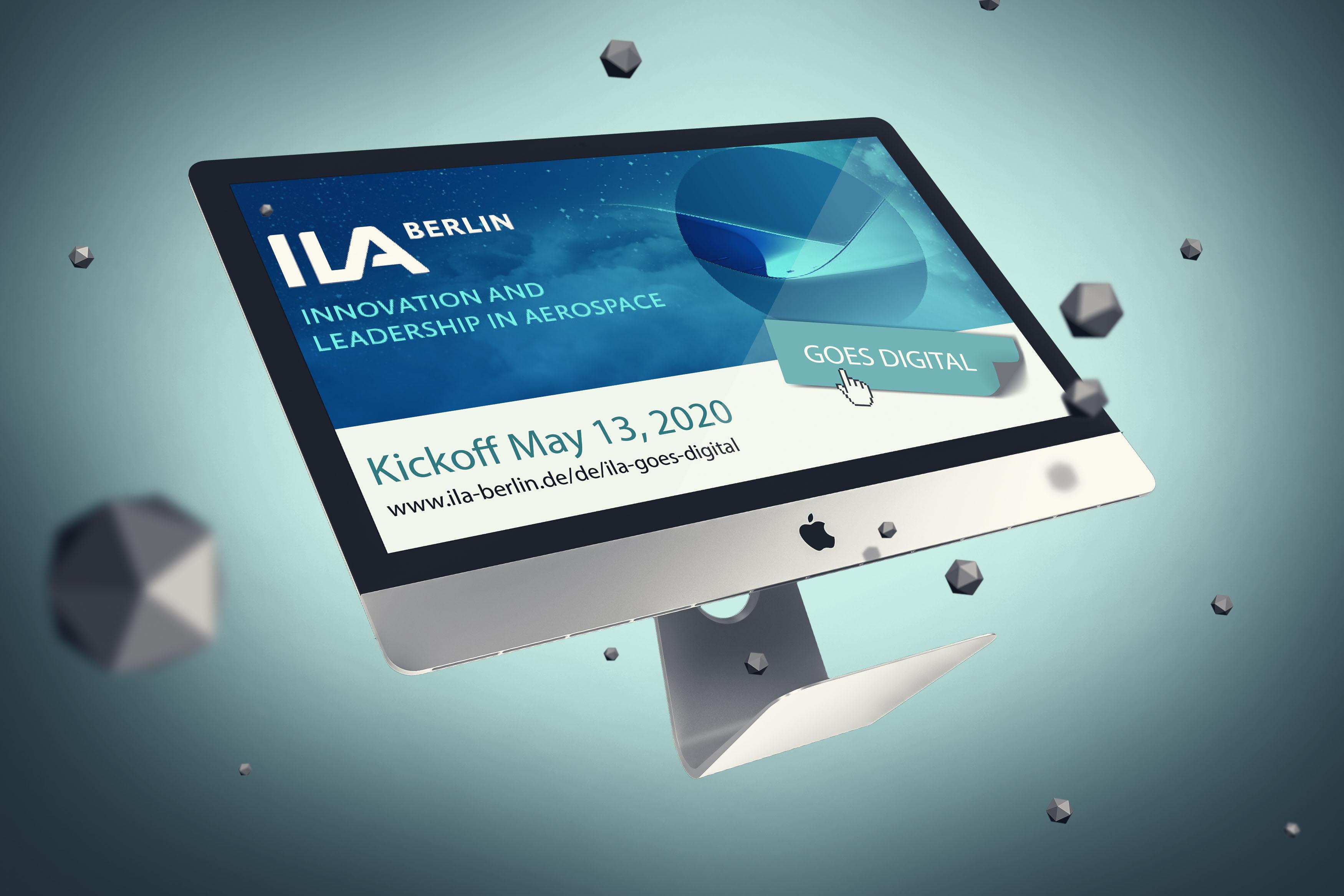 ILA GOES DIGITAL